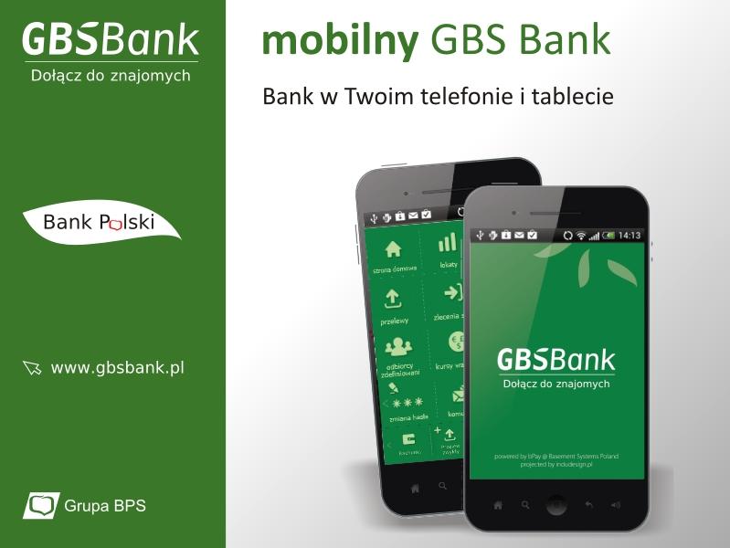 mobilny GBS Bank