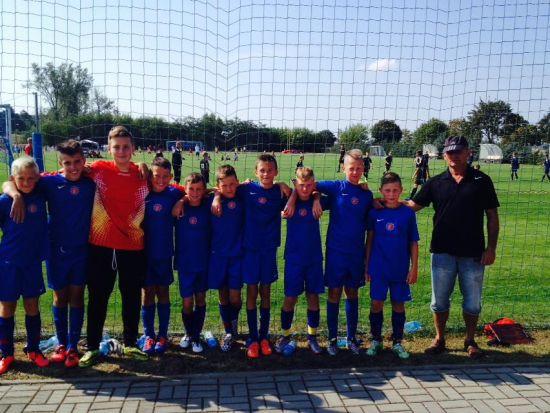 UKS 4 Zwycięzca Torneo Lubuskie Młodzików 2015